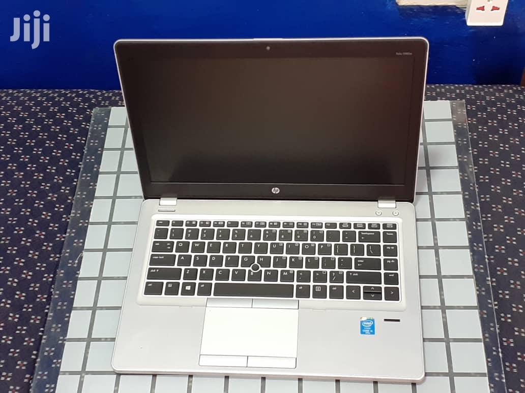 Laptop HP EliteBook Folio 9480M 4GB Intel Core i5 HDD 500GB | Laptops & Computers for sale in Kokomlemle, Greater Accra, Ghana
