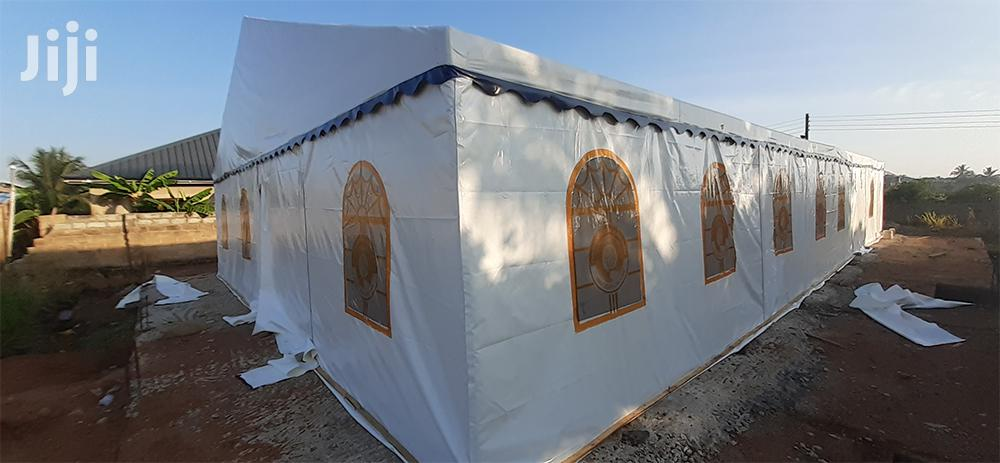 Church Or Conference Tent