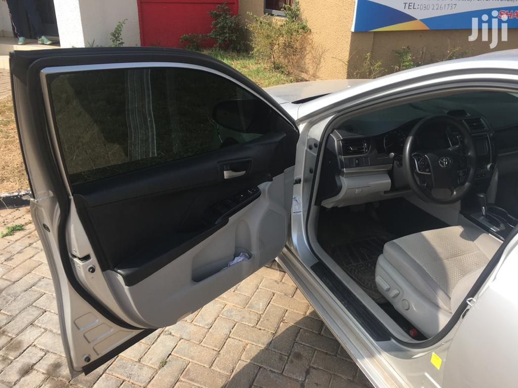 Toyota Camry 2012 Silver | Cars for sale in Adabraka, Greater Accra, Ghana