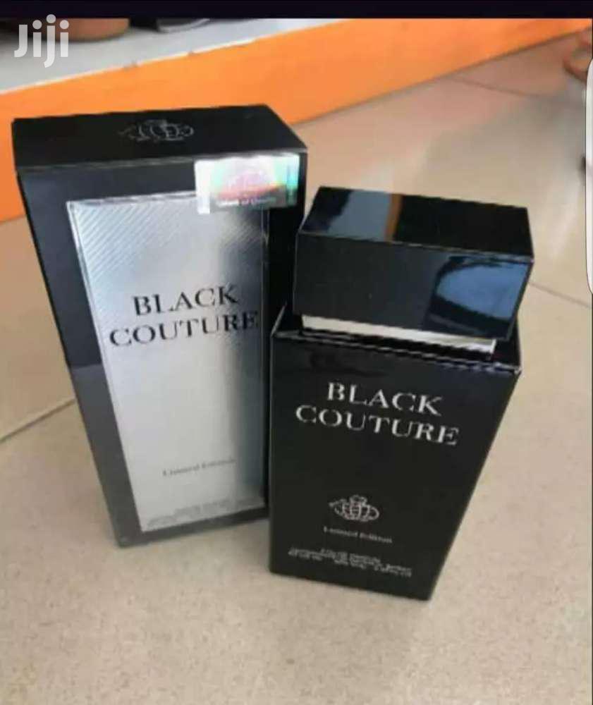 Black Couture Perfume