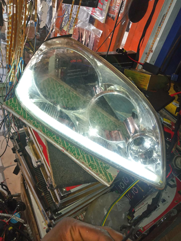 Archive: Sperking Of Headlight