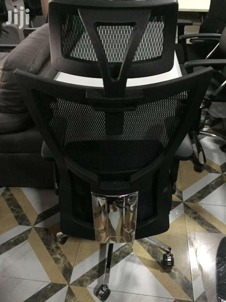 Archive: Mesh Swivel Chair