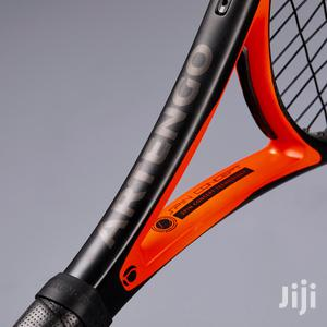 Adults' Tennis Racket PRO - Black/Orange