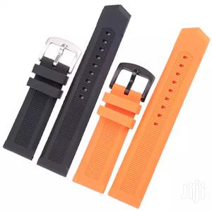 Silicone Watch Straps (22mm)