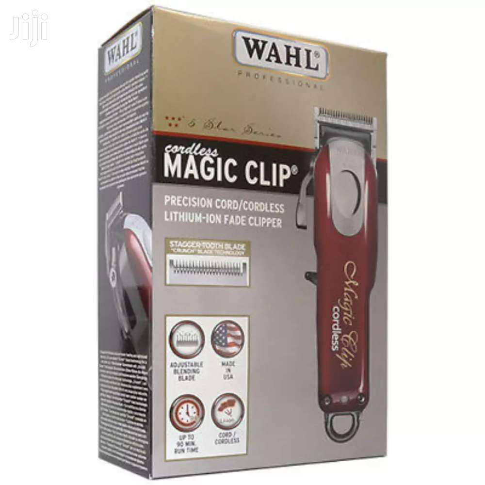Archive: Magic Cordless Clipper