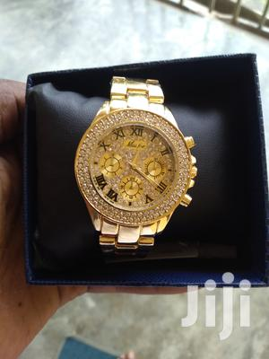 Miss Fox Ladies Original Gold Watch