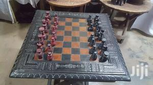 Leather Chess Board Game | Books & Games for sale in Greater Accra, Accra Metropolitan