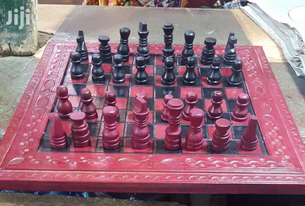 Leather Chess Board Game | Books & Games for sale in Accra Metropolitan, Greater Accra, Ghana