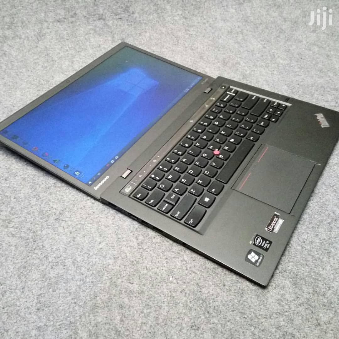 Archive: New Laptop Lenovo ThinkPad X1 Carbon 8GB Intel Core i5 SSD 128GB