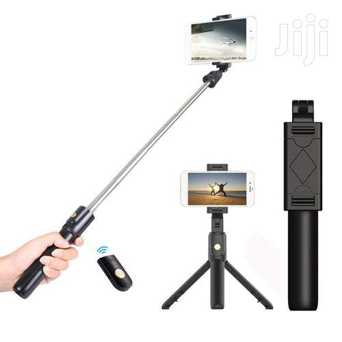 Selfie Stick Tripod | Accessories for Mobile Phones & Tablets for sale in Dzorwulu, Greater Accra, Ghana