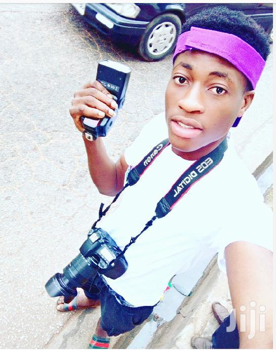 Cameraman And Editor Graphic Designer