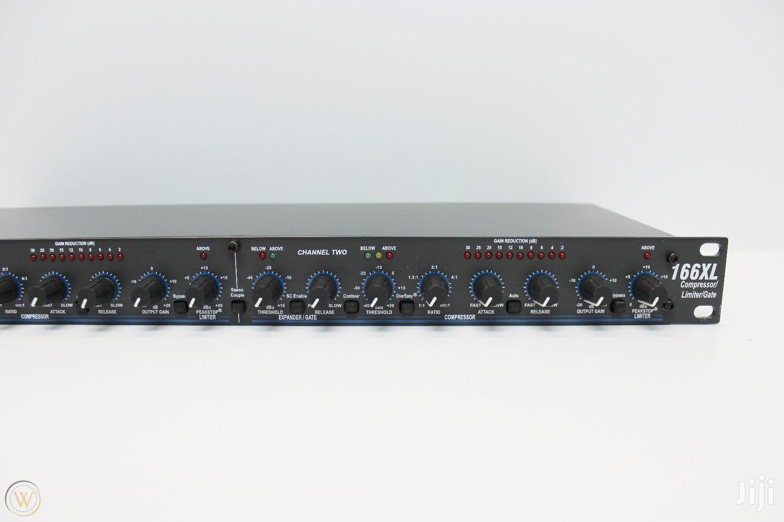 DBX 166xl Compressor/ Limiter/ Gate | Audio & Music Equipment for sale in Tesano, Greater Accra, Ghana