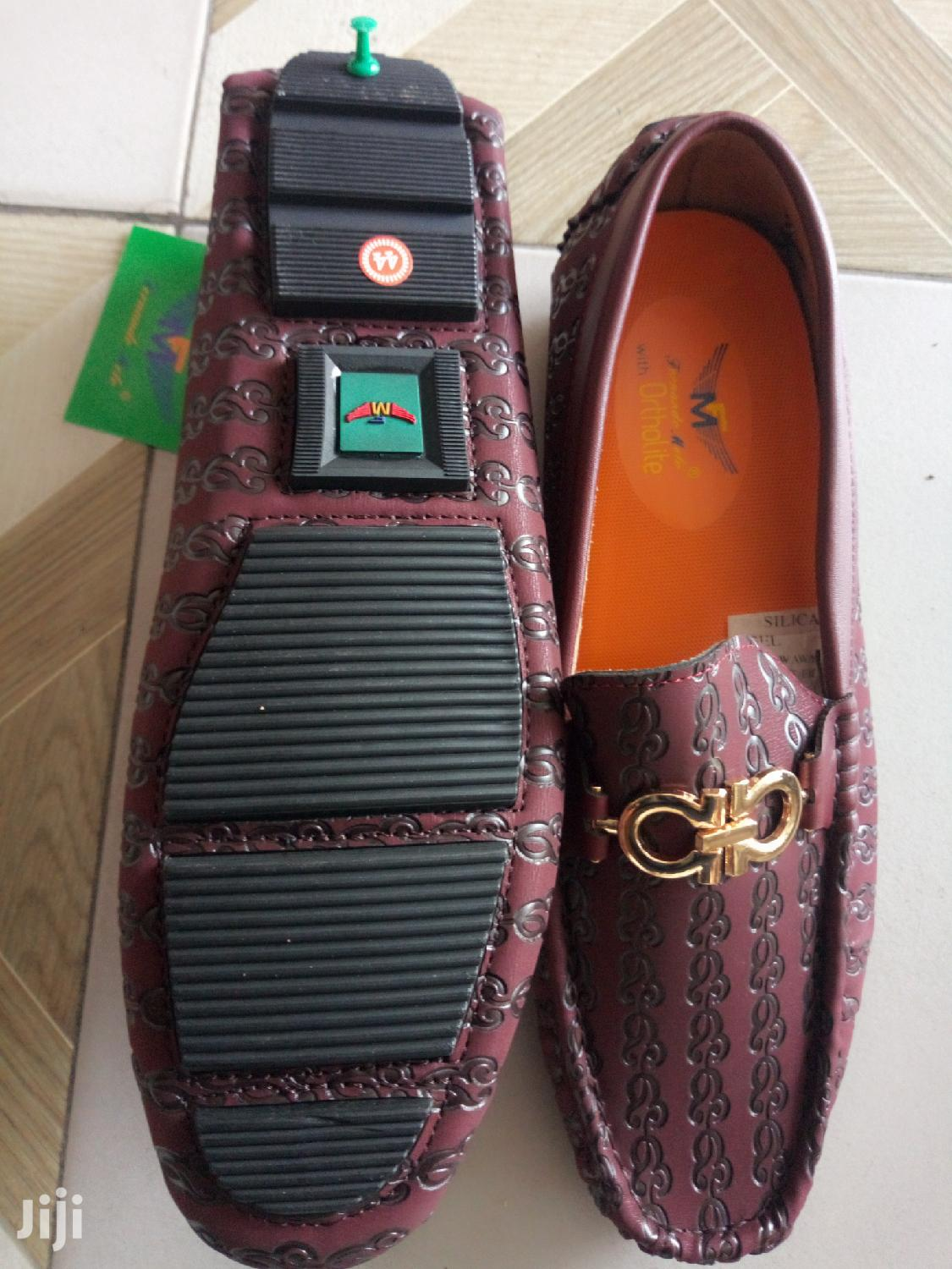 Archive: Fernando Melo Casual Loafers-Brown