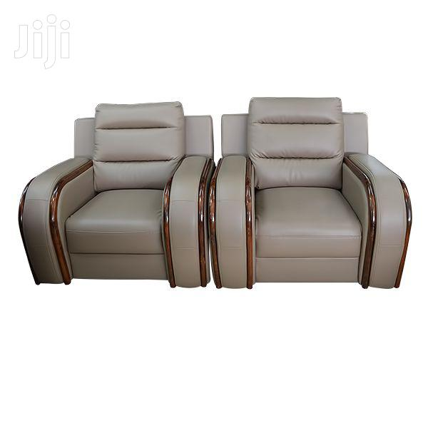 Sofa Set Leatherite 7 Seater   Furniture for sale in Achimota, Greater Accra, Ghana