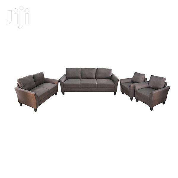 Sofa Set Fabric 7 Seater (3+2+1+1)