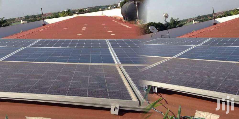 Solar Inverter & Panel