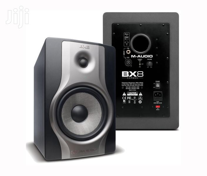 M-AUDIO BX8 CARBON Premiere Bi-amplified Studio Monitor