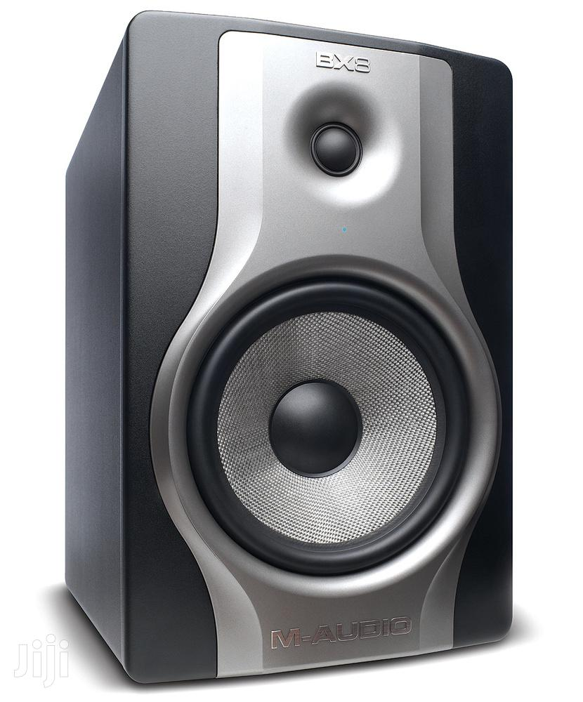 M-AUDIO BX8 CARBON Premiere Bi-amplified Studio Monitor | Audio & Music Equipment for sale in Kwashieman, Greater Accra, Ghana