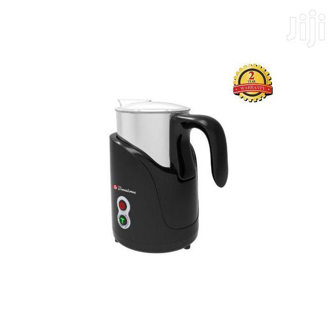 Binatone MPF-101 Milk Frother - 150ml Black/Silver