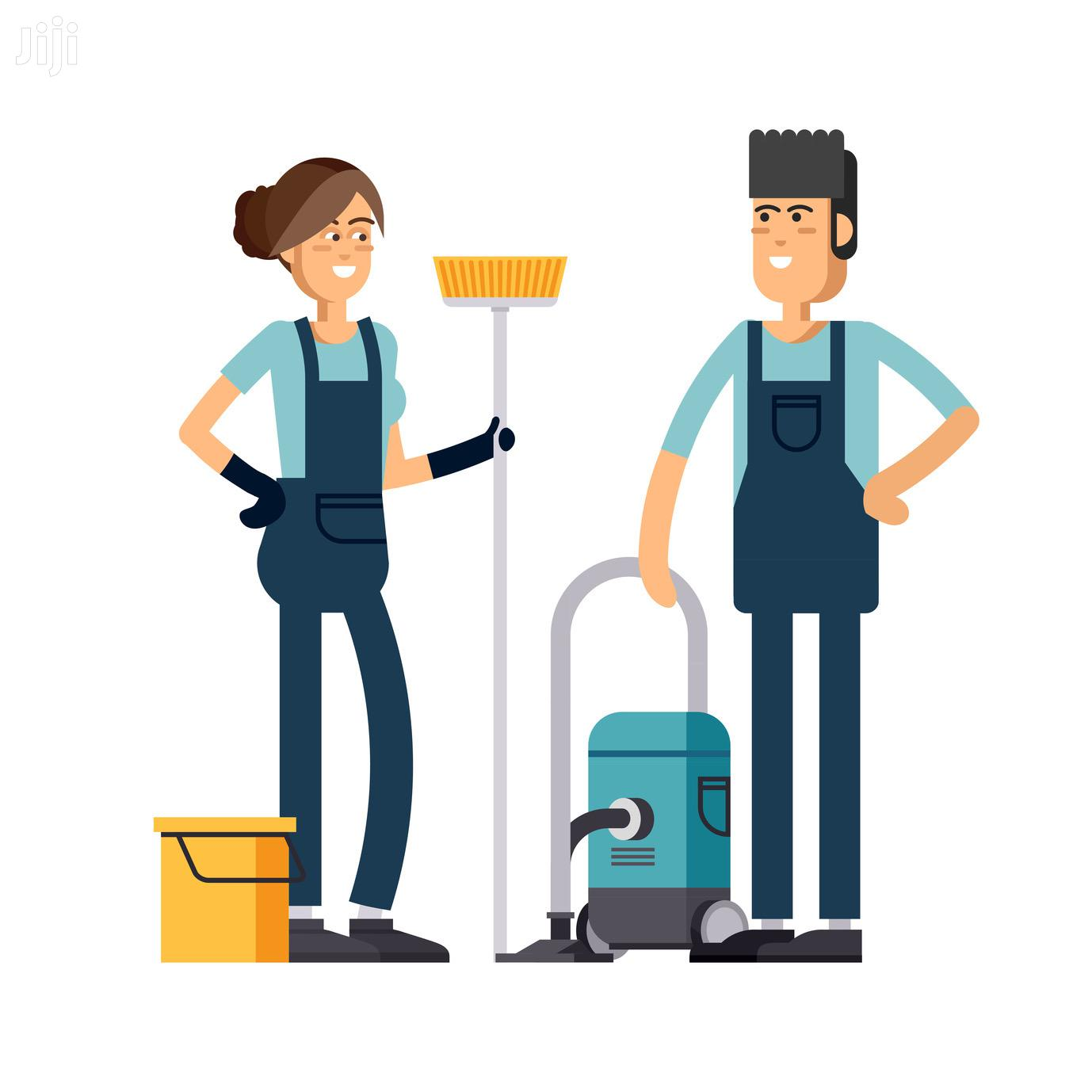 Pinnacle Group Cleaning Service | Cleaning Services for sale in East Legon, Greater Accra, Ghana