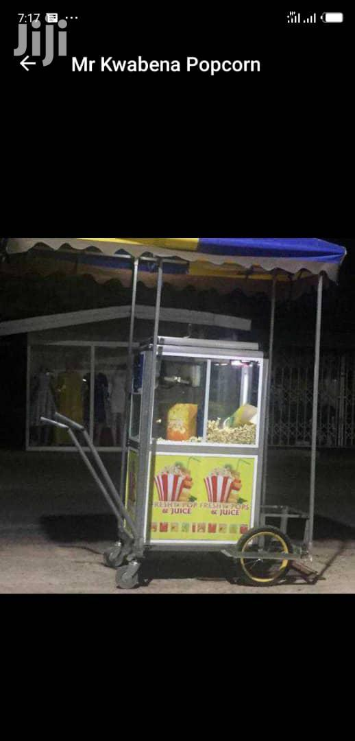 Popcorn Machines Mobile Once | Restaurant & Catering Equipment for sale in Ga South Municipal, Greater Accra, Ghana