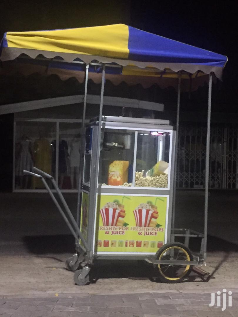 Popcorn Machines Mobile Once