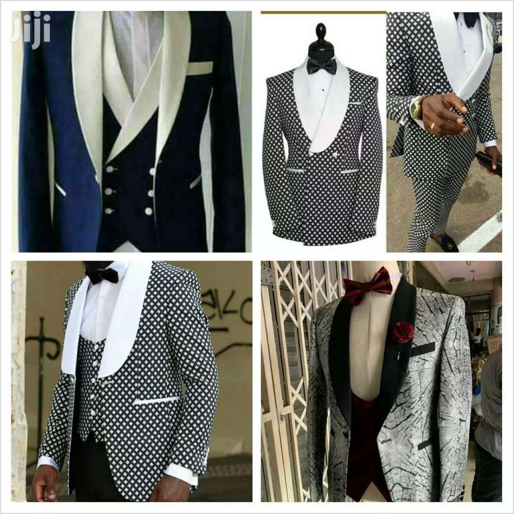 Classic Men Wedding Suits