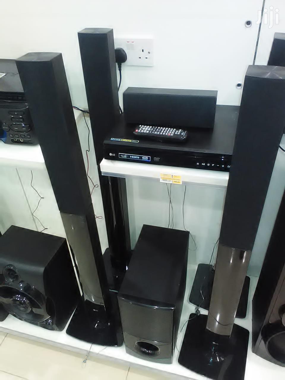 1000W LG Bluetooth Hometheatre