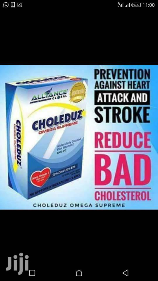 Choleduz Omega Supreme | Vitamins & Supplements for sale in Bubuashie, Greater Accra, Ghana
