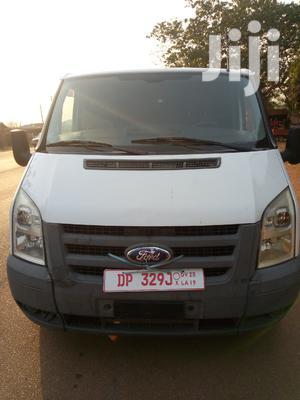 Ford Transit 2012 White