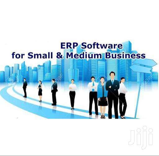 ERP & Business Management Software