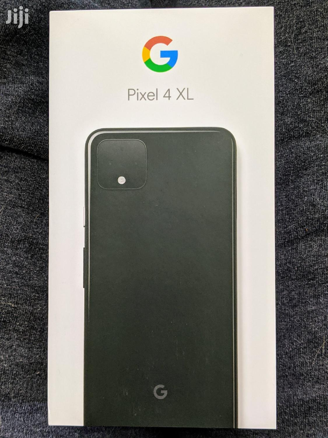 New Google Pixel 4 XL 64 GB Black | Mobile Phones for sale in Accra Metropolitan, Greater Accra, Ghana