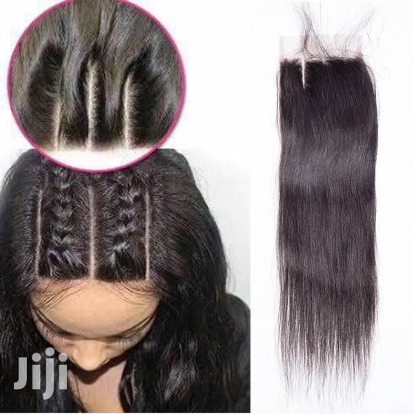 10 Inches Brazilian Human Hair Closure