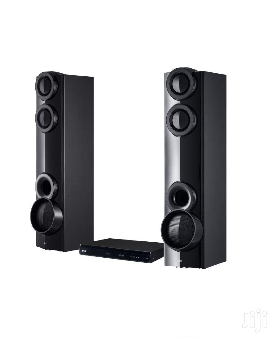 LG Power Bass Built-in Subwoofer Home Theater