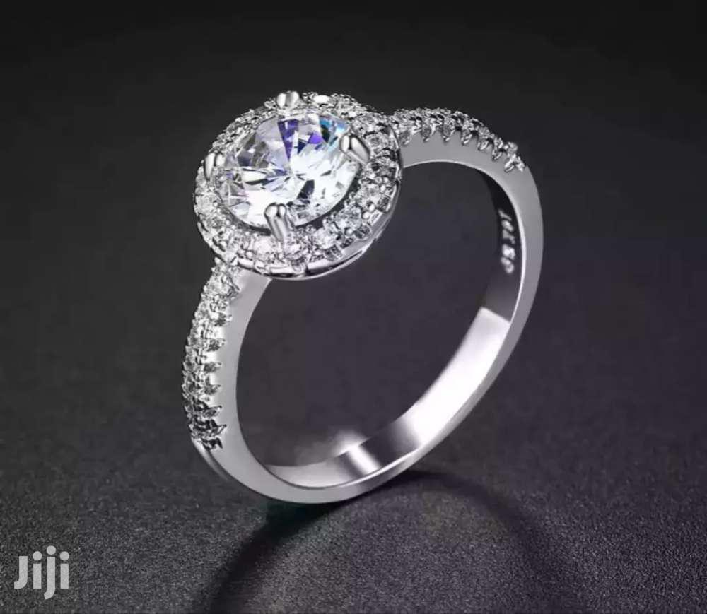 Promise Ring Silver
