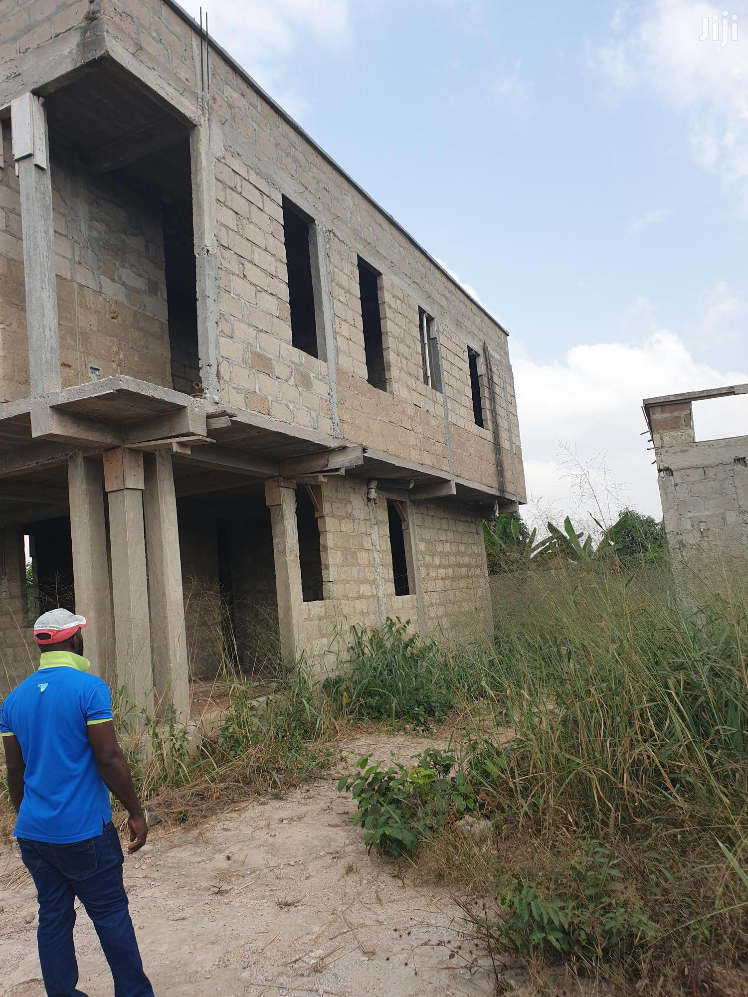 Uncompleted 4bedrooms for Sale at Sewua- Kumasi | Houses & Apartments For Sale for sale in Kumasi Metropolitan, Ashanti, Ghana