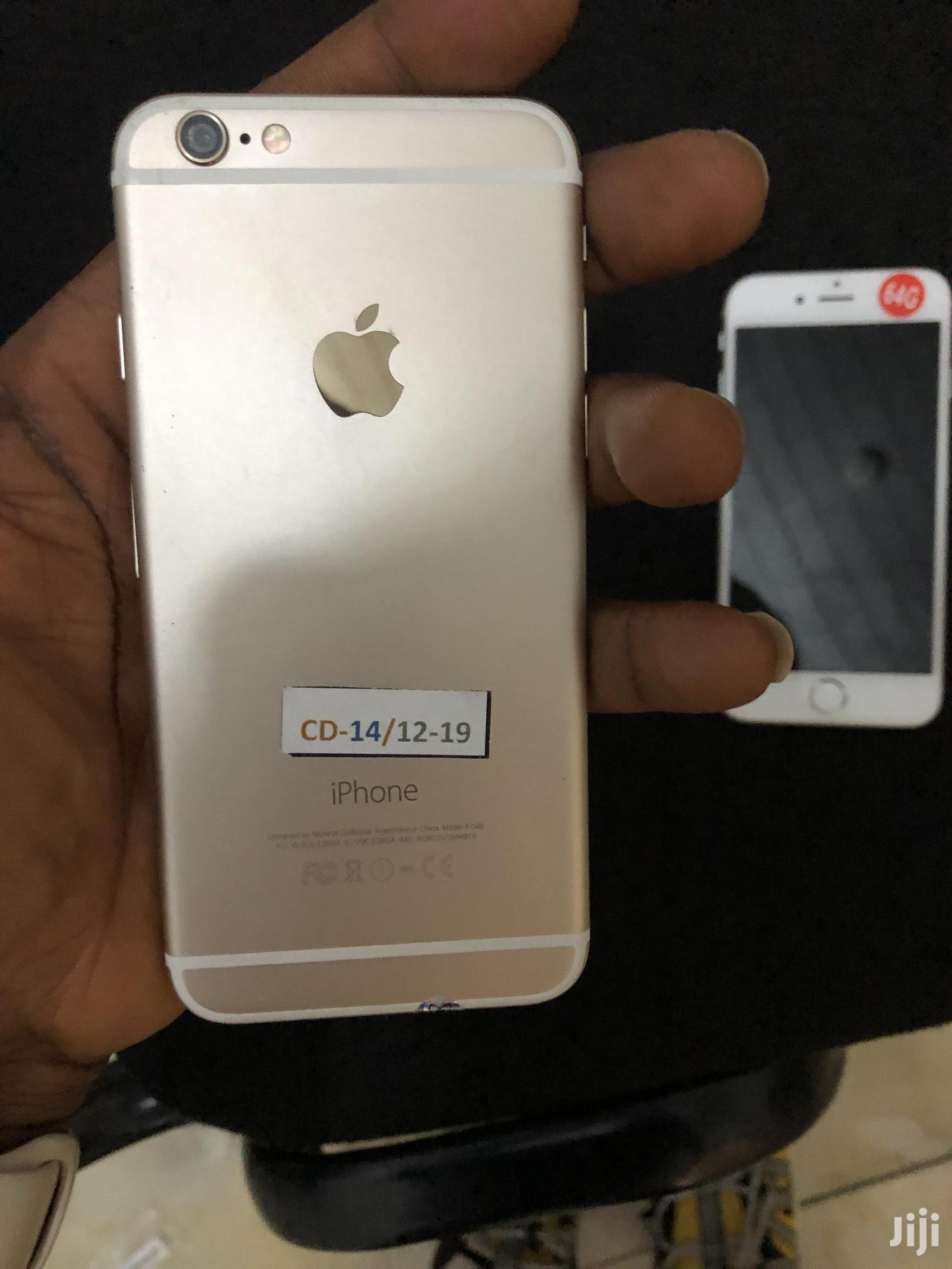 Apple iPhone 6 16 GB Gold | Mobile Phones for sale in Madina, Greater Accra, Ghana