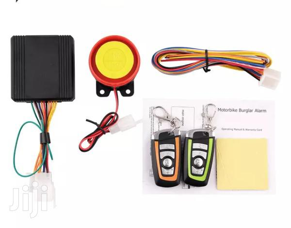 Universal Motorcycle Anti-theft Alarm Security System & Remote Control | Vehicle Parts & Accessories for sale in Adenta Municipal, Greater Accra, Ghana