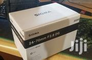 Sigma 24-70mm F2.8 NEW | Photo & Video Cameras for sale in Greater Accra, Odorkor