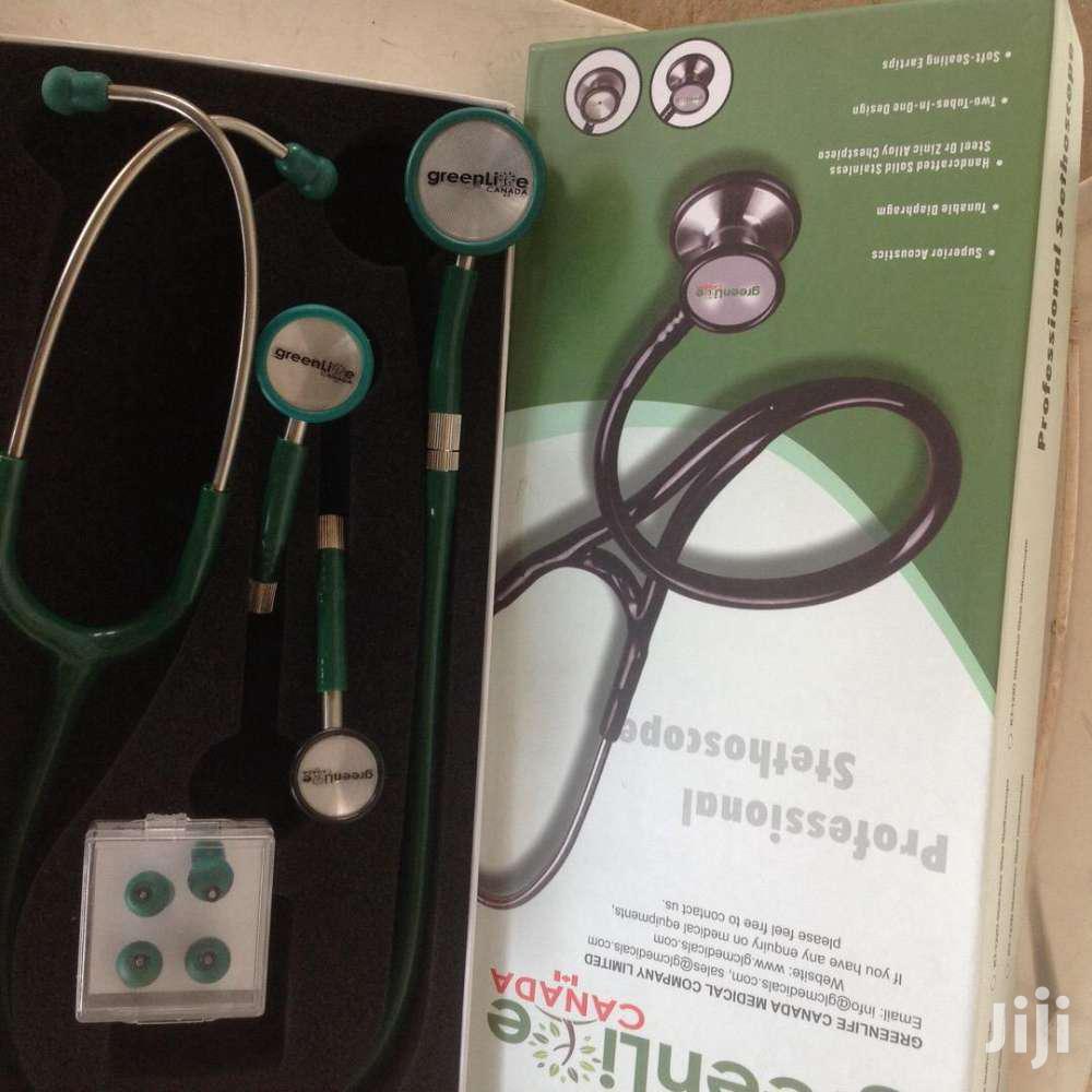 3 In 1 Stethoscope