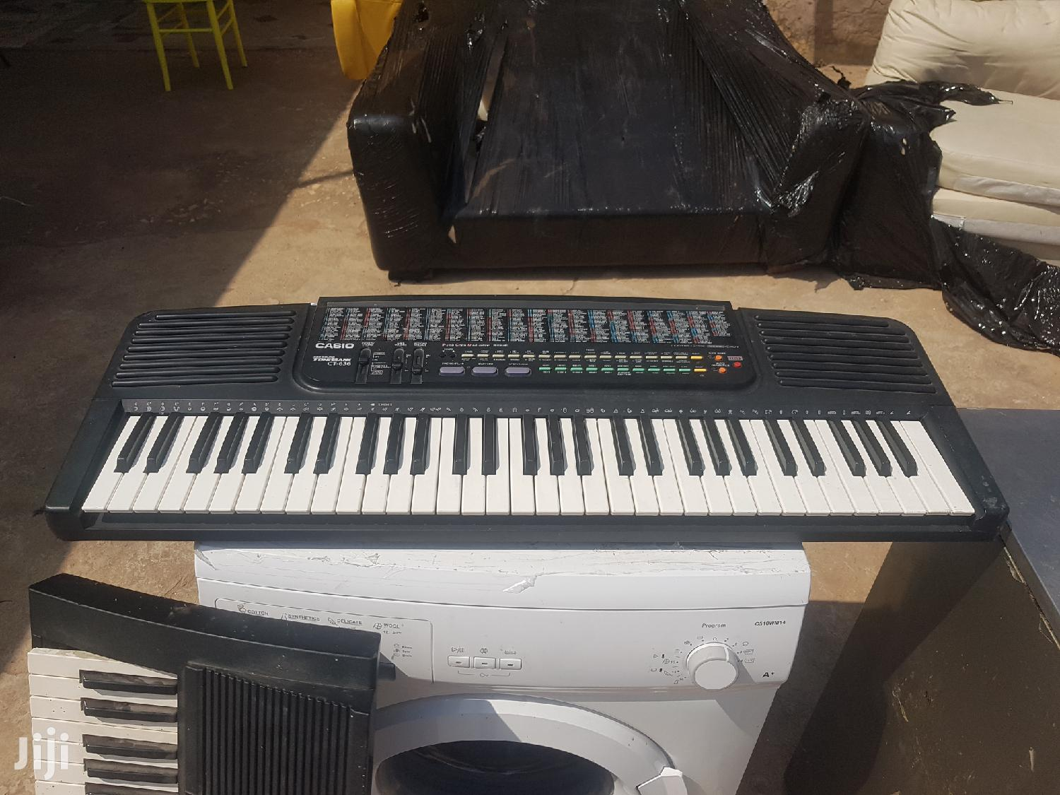 Archive: Casio CT636 Keyboard