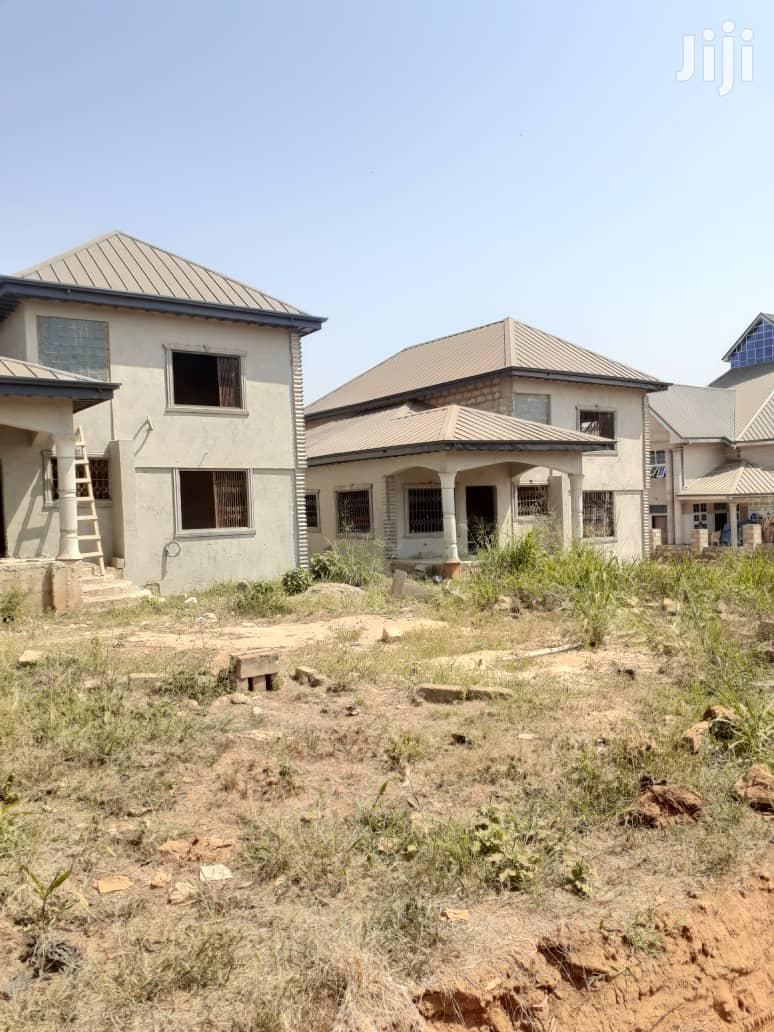 90% Completed 4 Bedrooms Storey Building Near St. James High School