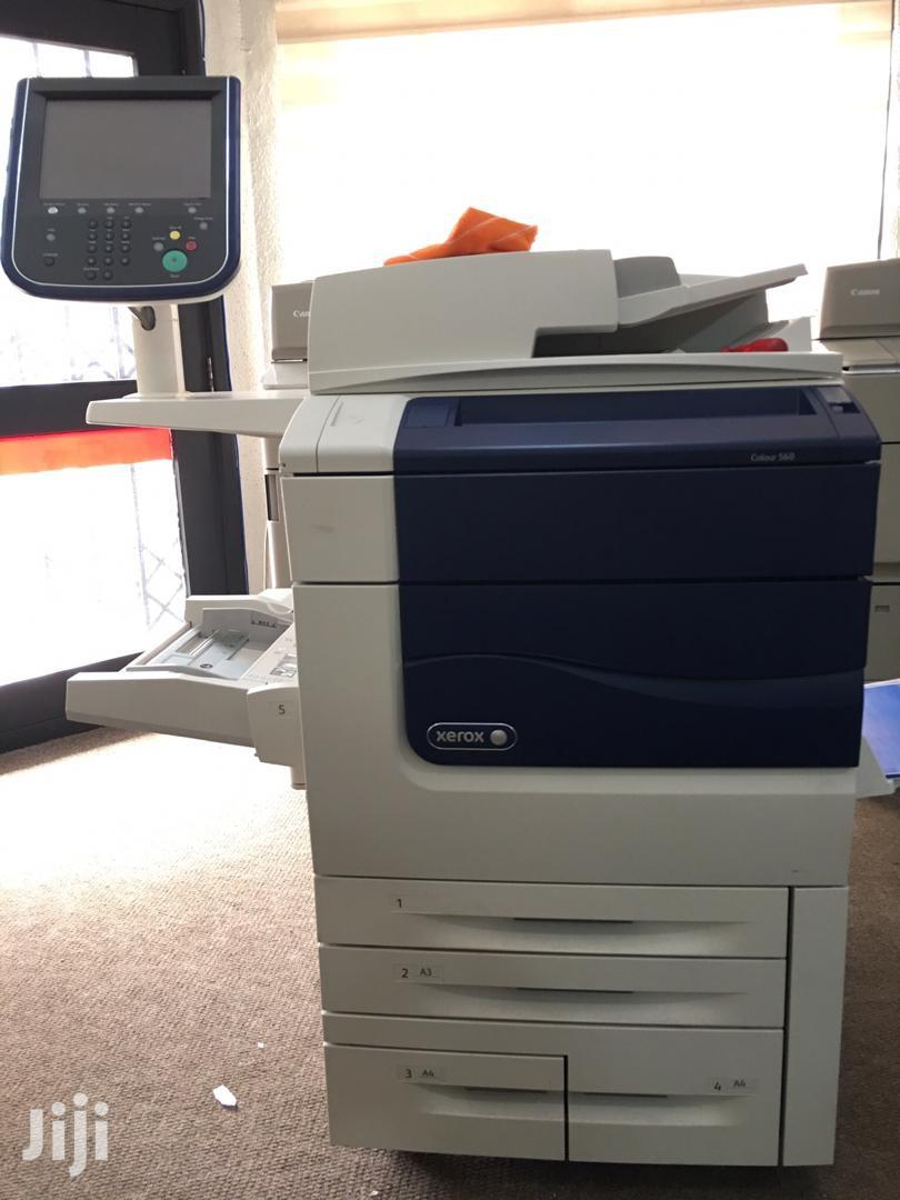 Xerox C550/C570/WC7535/WC7556 | Printers & Scanners for sale in Adabraka, Greater Accra, Ghana