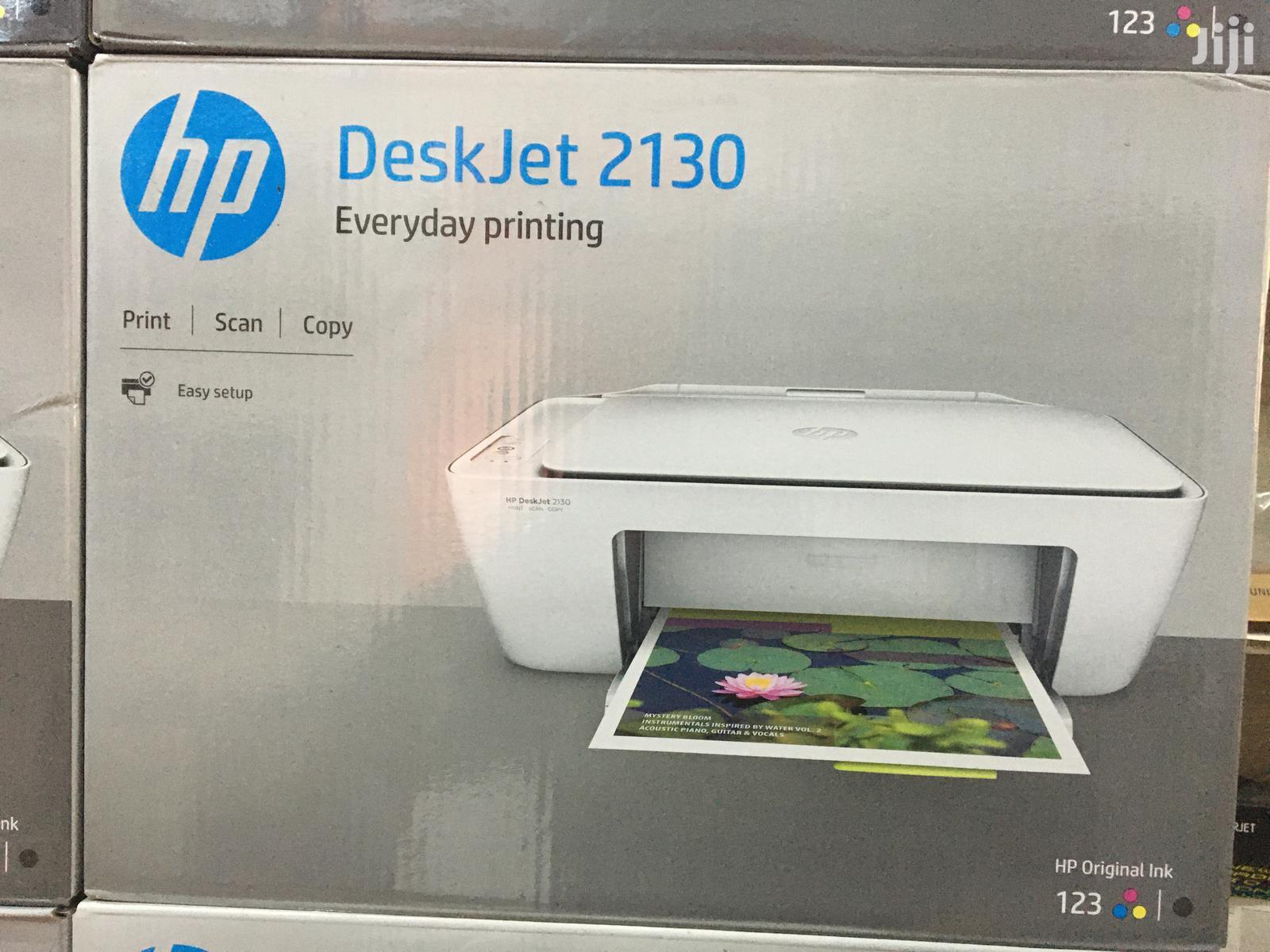 Hp Deskjet 2130 Printer All In Printer