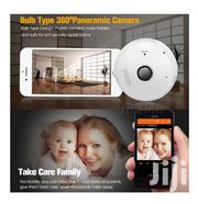 Wifi 360 Degrees Camera Bulb | Security & Surveillance for sale in Greater Accra, Adabraka