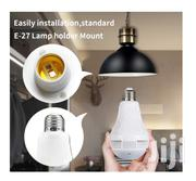 360 Degrees Camera Bulb Wifi | Security & Surveillance for sale in Greater Accra, Adabraka
