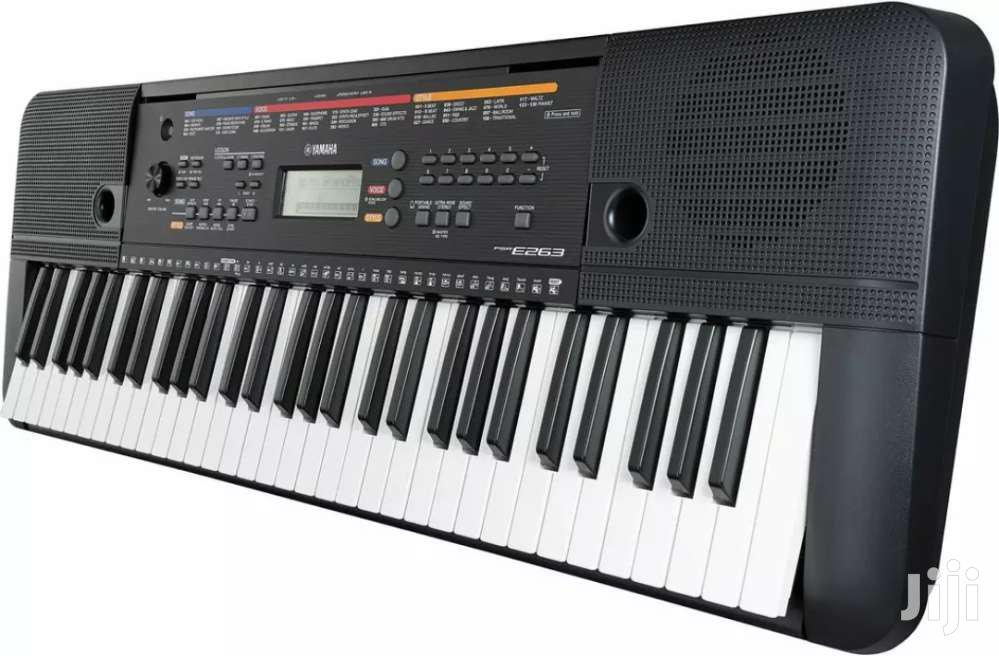 Yamaha PSR-E263 Keyboard | Musical Instruments & Gear for sale in Kokomlemle, Greater Accra, Ghana
