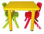 Square Pre School Table | Furniture for sale in Greater Accra, Achimota