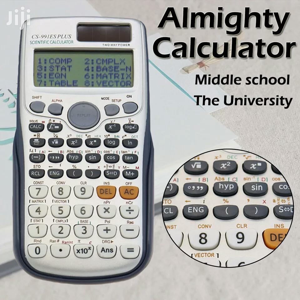 Original Casio Fx-991es PLUS Scientific Calculator