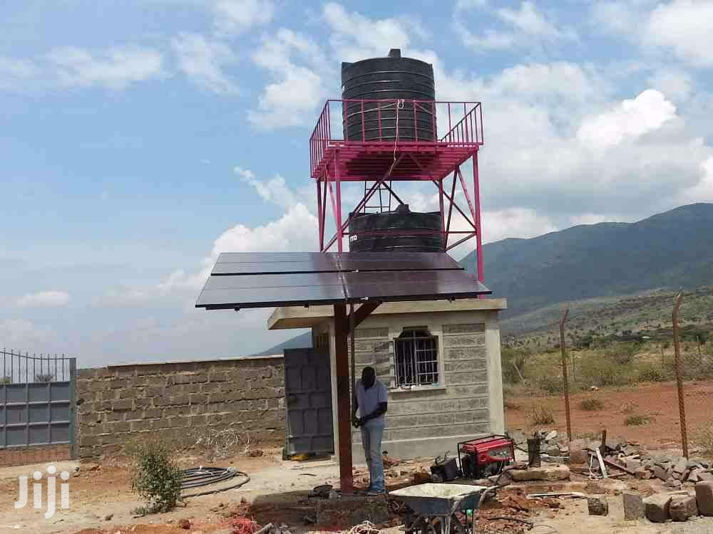 Solar Powered Borehole | Building & Trades Services for sale in Techiman Municipal, Brong Ahafo, Ghana